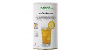 ISO TEA LEMON - izotonični napitek z vitaminom C in s kofeinom (380g)