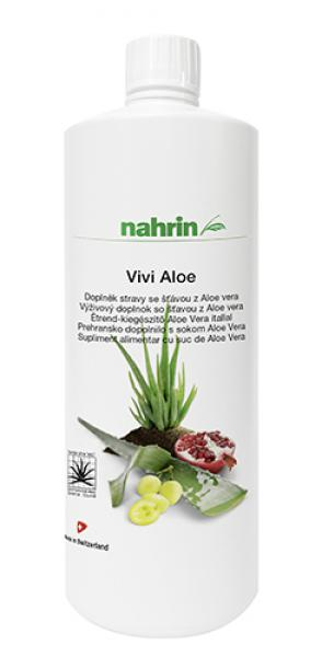 VIVIALOE (ALOE VERA 1000ml) z vitaminom C